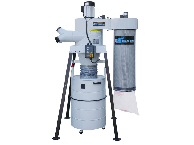 DUST CYCLONE TWO STAGE 3-5 HP - UB-25SECK