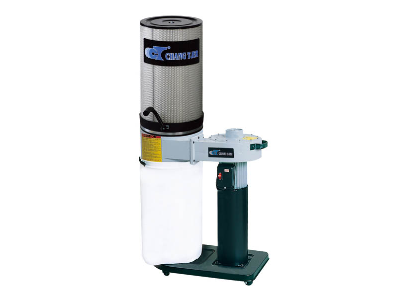 DUST CYCLONE CANISTER FOR 1-10HP-UB-90DCK