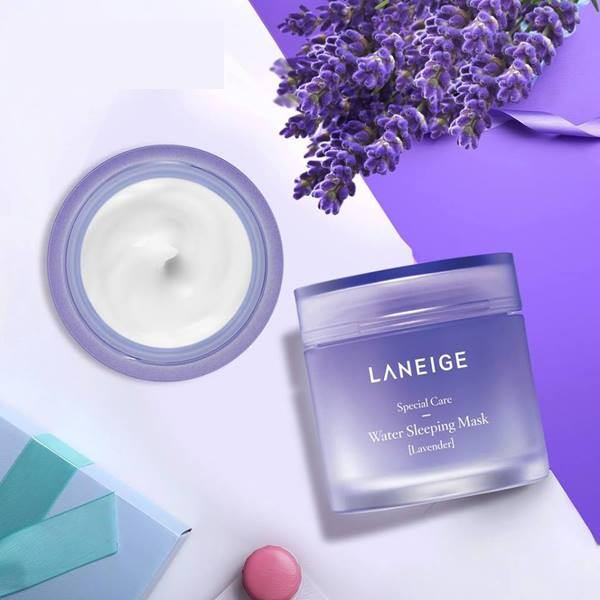 LANEIGE Water Sleeping Mask Lavender 70ml.