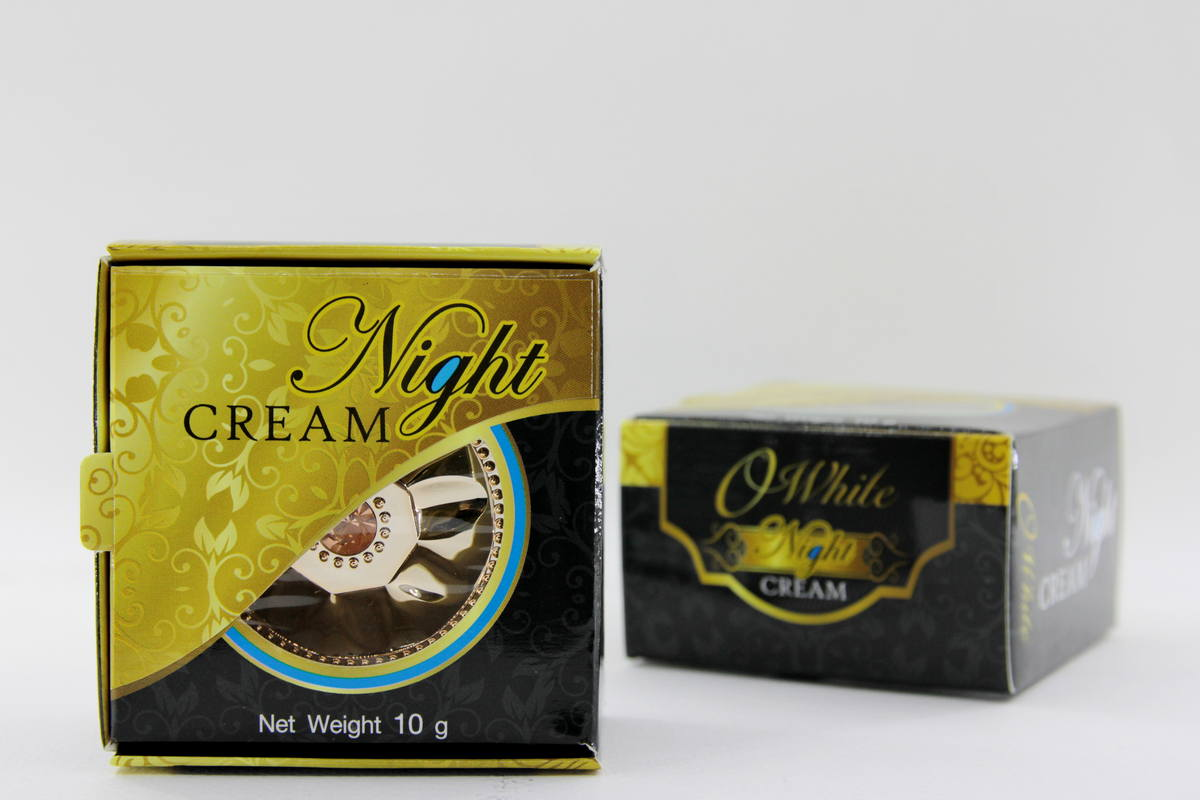 O White Night CREAM