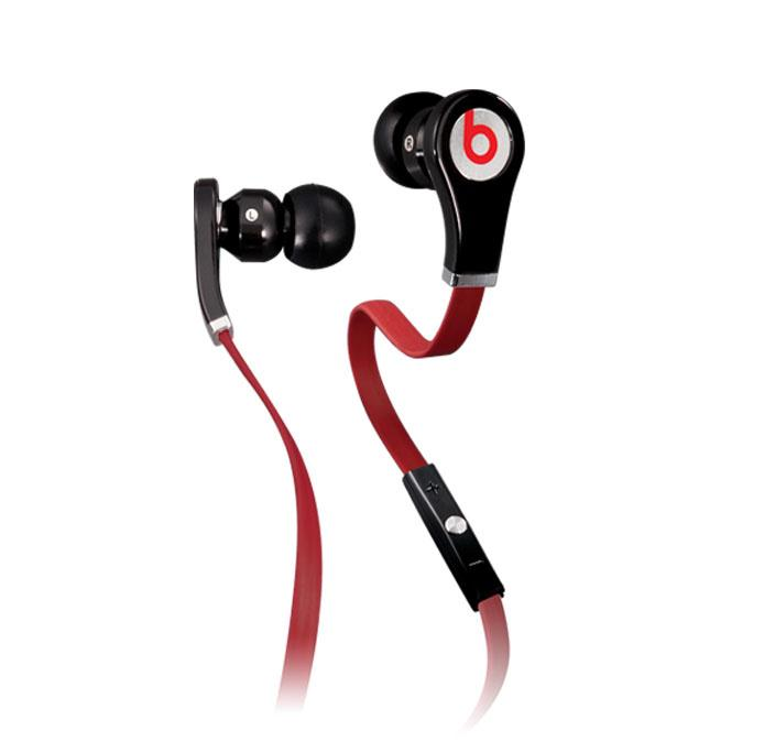 หูฟัง Monster - Beats by Dr Dre Tour ControlTalk (สีดำ-แดง)