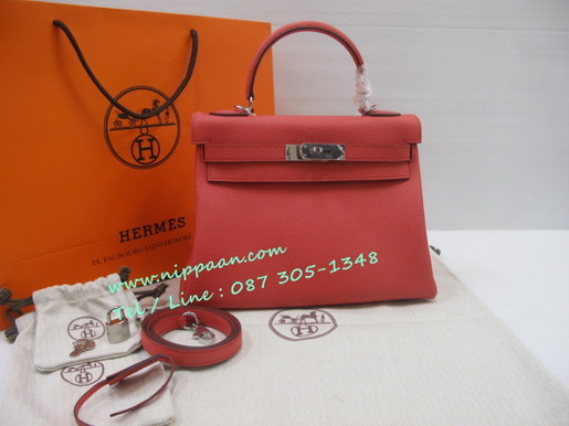 louis vuitton ostrich bag - HERMES KELLY 28 cm Togo Leather Top Mirror image 7 stars ...