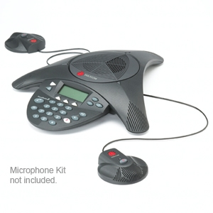 Polycom SoundStation2 ( expandable, with display - 2200-16200-036 with expanable microphone )