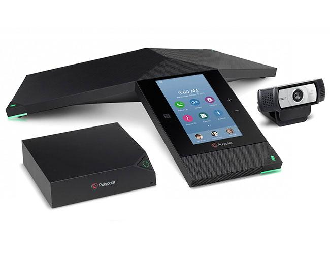 Polycom RealPresence Trio 8800 with Visual+