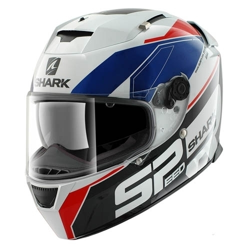 SHARK SPEED-R 2 SAUER White Blue Red