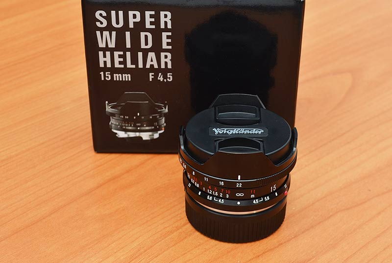 ขายเลนส์ Voigtlander SUPER WIDE HELIAR 15mm f4.5 (M Mount)
