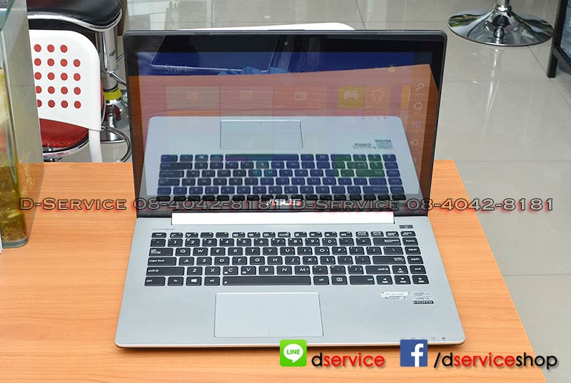 ขาย Asus Ultrabook S400CA-CA008H (Touch Screen)