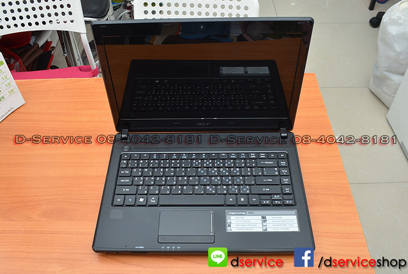 ขาย Acer Aspire 4253 AMD E350 1.6GHz 2GB 500GB AMD Radeon 6310