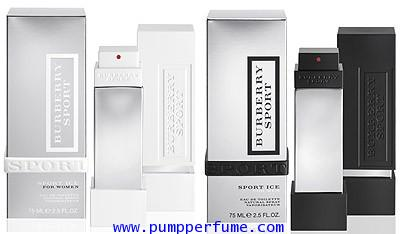 น้ำหอม Burberry Sport Ice EDT 75 ml for men and women (limited edition)