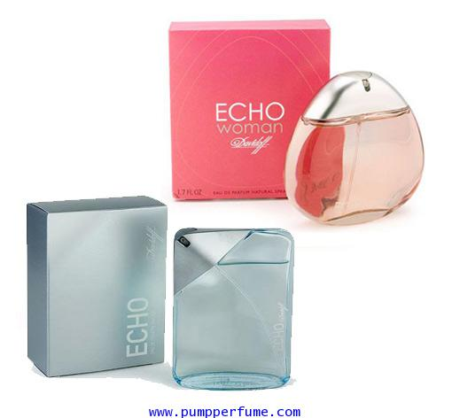 Davidoff Echo For WomenMen 100 ml.