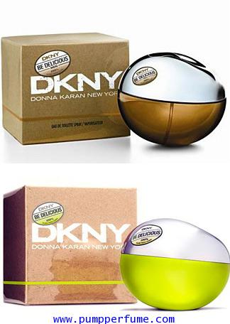 DKNY Be Delicious Set for Women and Men 100 ML
