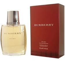 Burberry Classic for Men EDT 100 ml