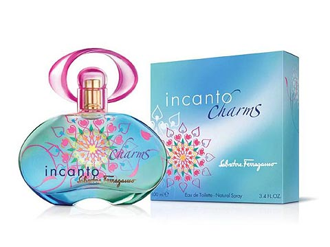 Salvatore Ferragamo - Incanto Charms for women 100 ml.