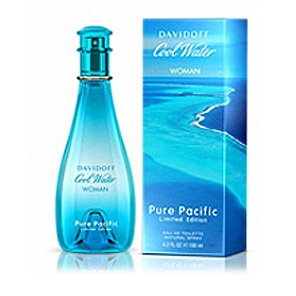 Davidoff Cool Water Pure Pacific for women EDT 100 ml