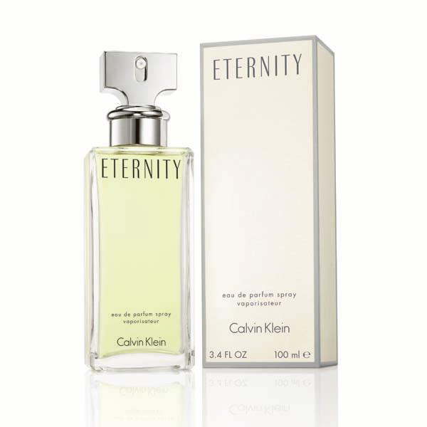 น้ำหอม Ck Eternity for Women EDT 100 ml
