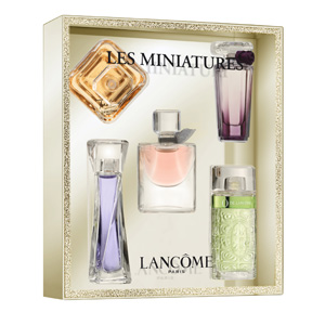 น้ำหอม Lancôme Miniature Fragrances Christmas Set