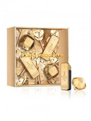 น้ำหอม Paco Rabanne Coffret 1 Million Travel 2012 Miniature Set