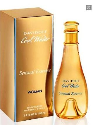 น้ำหอม Davidoff Cool Water Sensual Essence for Women EDT 100 ml.