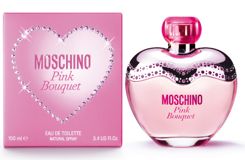 น้ำหอม Moschino Pink Bouquet EDT 100 ml