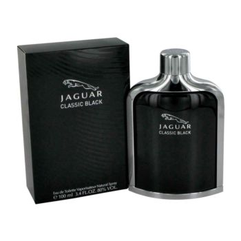น้ำหอม JAGUAR Classic Black For men edt 100ml.
