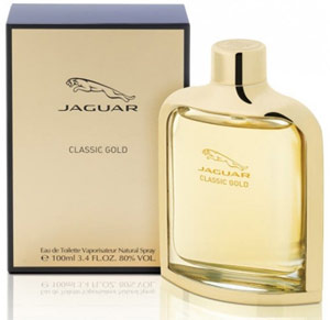 น้ำหอม Jaguar Classic Gold EDT for men 100 ml