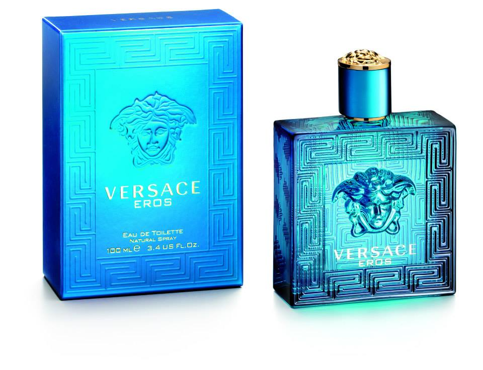 น้ำหอม Versace EROS EDT for Men 100 ml