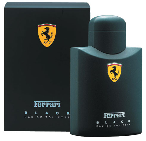น้ำหอม Ferrari Black EDT For Men 125ml.
