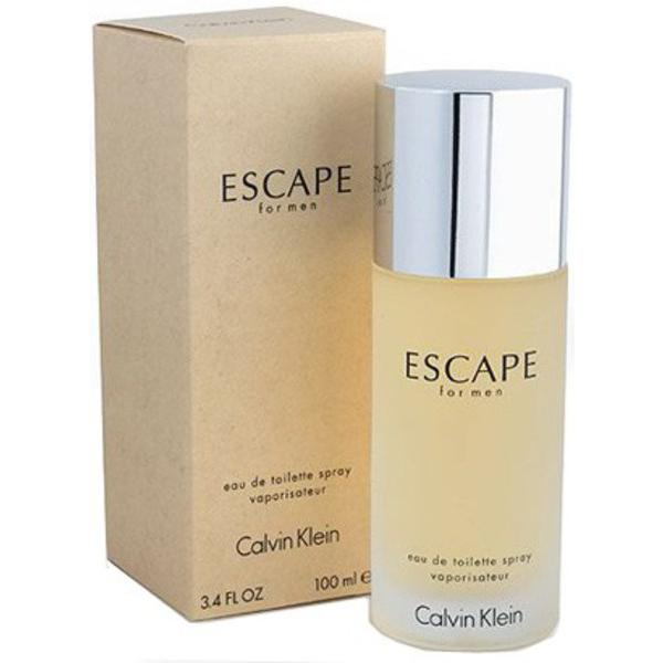 น้ำหอม Ck Escape for men EDT 100 ml