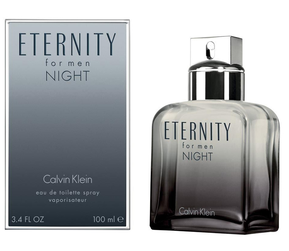 น้ำหอม CK Eternity Night for Men EDT 100 ml.