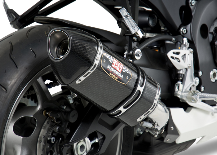 NINJA250 (2013) : YOSHIMURA R-77 CARBON SLIP ON EXHAUST