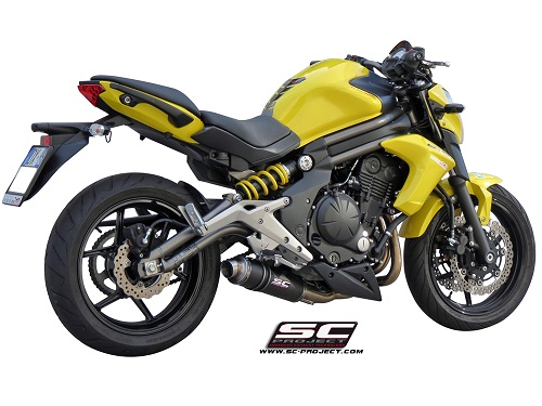 ER6N  6F : SC PROJECT GP M2 FULL SYSTEM CARBON