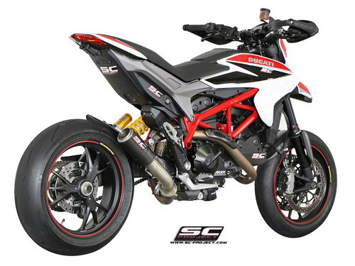 SC Project CR-T For Hypermotard 821 (2013+)
