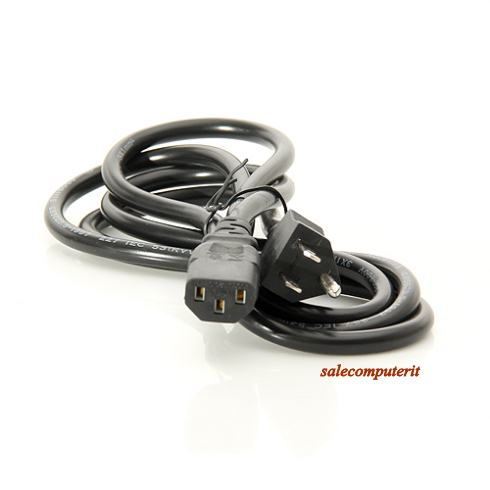 AC Power Cable 1.8m (0.75mm2)