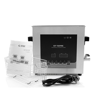 GT SONIC D-series digital ultrasonic cleaners with degas and double powers