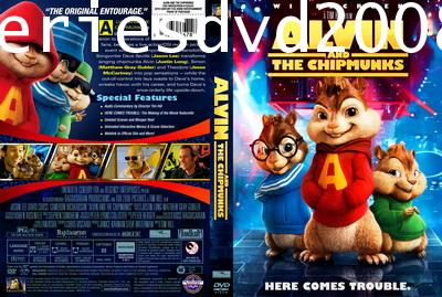 Alvin and The Chipmunks 1 ( Master )