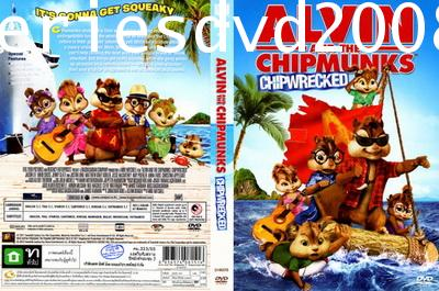 Alvin and The Chipmunks 3 ( Master )