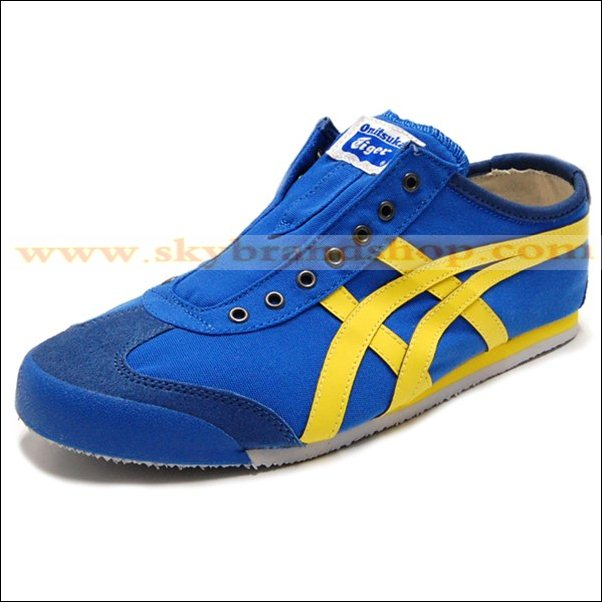 best loved a04d1 a4e87 Shoes Onitsuka Tiger Mexico66 Slip On CV New 2012 Original ...