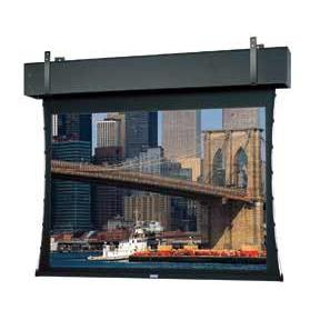 240quot; Diag. 144x192 Tensioned Professional Electrol Screen, Video Format, Dual Vision Fabric