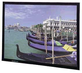 "PERM-WALL HDTV Format 133quot; Diag. (65"" x 116"" ) High Contrast Cinema Vision"