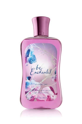 Signature Collection  Shower Gel  Be Enchanted