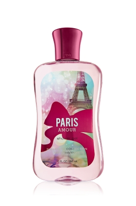 Bath  Body Works Signature Collection Shower Gel  Paris Amour