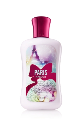 Bath  Body Works Signature Collection Body Lotion Paris Amour