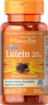 puritans pride Lutein 20 mg  120 Softgels