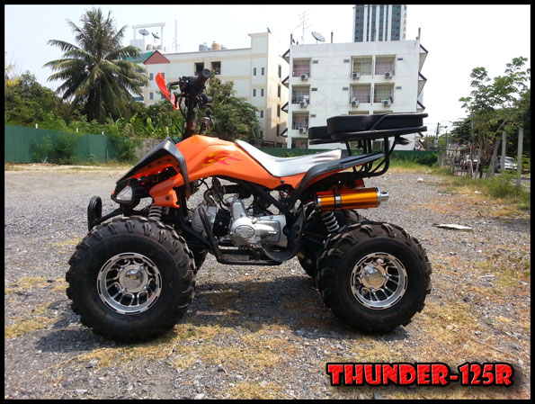 New Upgrade THUNDER-125R 3