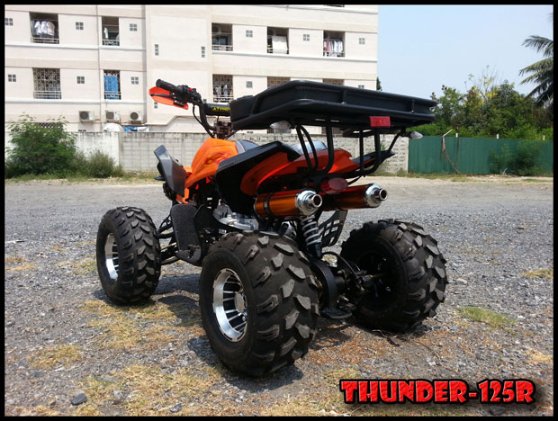 New Upgrade THUNDER-125R 4