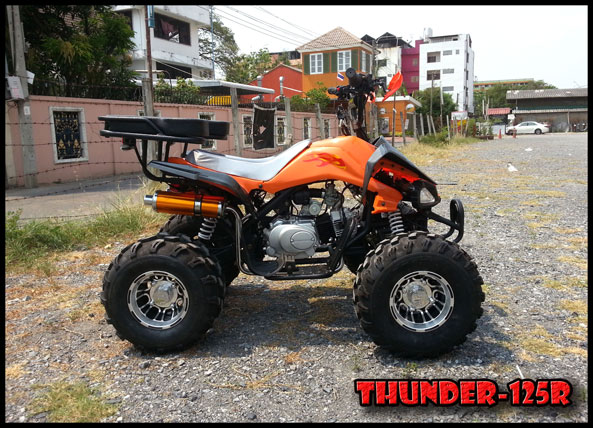 New Upgrade THUNDER-125R 6