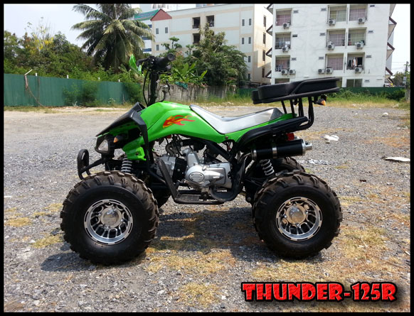 New Upgrade THUNDER-125R 9