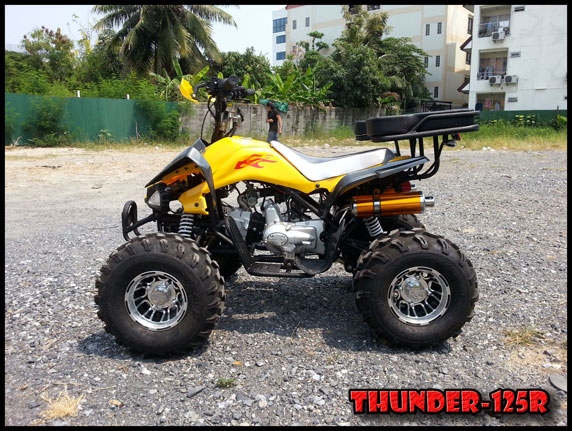 New Upgrade THUNDER-125R 16