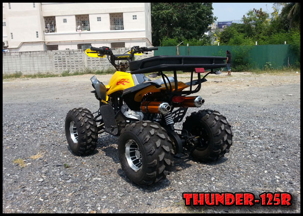 New Upgrade THUNDER-125R 17