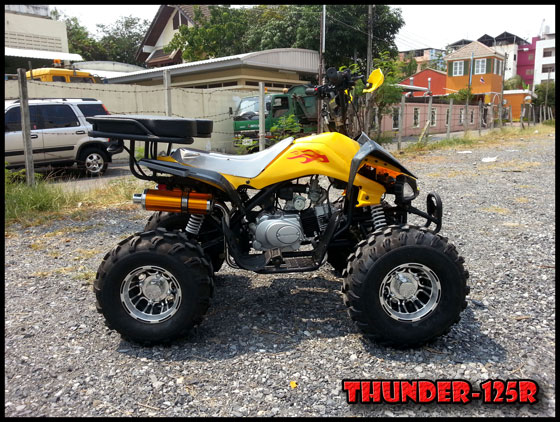 New Upgrade THUNDER-125R 18